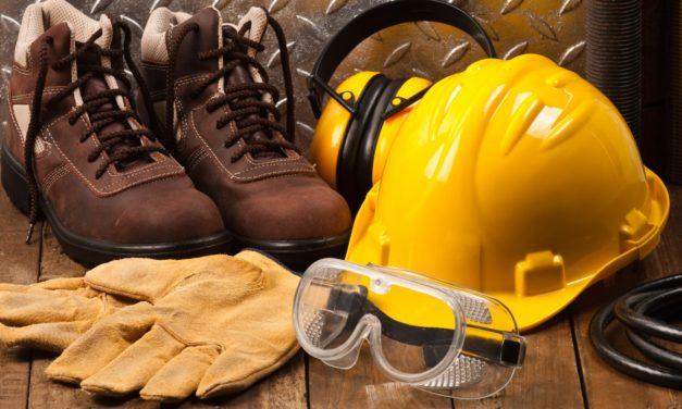 EPI na construção civil: segurança e proteção para sua obra